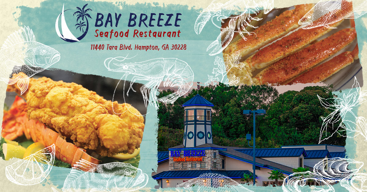 Home bay breeze seafood restaurants for Fish restaurants near me now