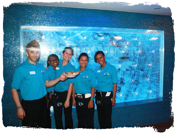 A few of our helpful workers at Bay Breeze of South Altanta